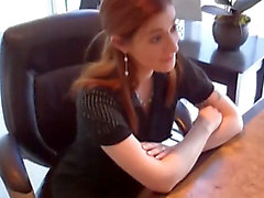 Office darksome hose footjob fearsome(1)