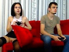 Webcam üzerinde Pussy oynuyor genç