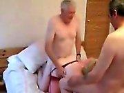 Mature swinger trio dans un hôtel Yuri de 1fuckdatecom