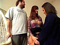 Gattin durch Porno-Star , Cuckold gefickt