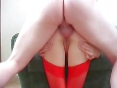 Anal With The Girl In Pantyhose