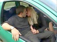 milf Franse auto