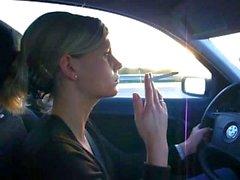 Janin - Fumar durante a condução 1