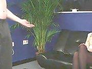 Mistress humiliates loser
