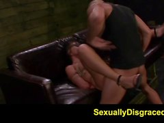 FetishNetwork Mena Li submissive slave