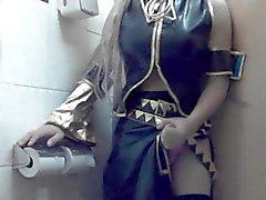 Japans den cosplay tvär dresse35