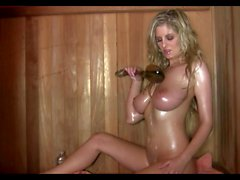 Jenny McClain - The Sauna Ain't What Makes This Scene Hot