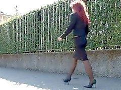 Italian Ältere Barbara Gandalf