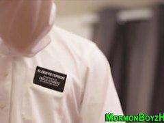 Creampies mormoni muscolosa