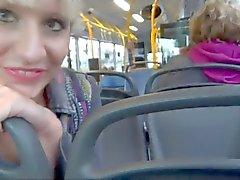 lo que puedes encontrar a un autobús Aleman