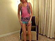 Stretched Pussy Free Blonde - Visitez mon profil pour plus de vidéos!