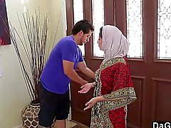 Dagfs en arabe chiches Nadia Ali a goûts de blancs