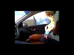 Masturbação de carro