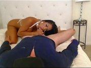 Nina Mercedez - Hot Latin Webcam