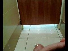 All bir tuvalet araba tren açık hava BH Sürekli Çekim comp ben