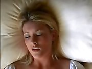 facial target practice 92 blonde angel