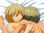 Двое роговой хентай геям обладающие половые контакты внутри помещения