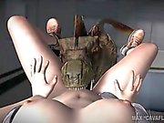 Jura reproduktion (Scene 091 )