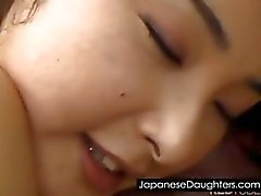 Grov japanese teen analsex