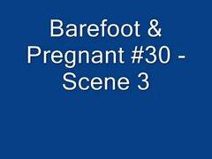 Pieds nus Être enceinte le 30 - Scène 3