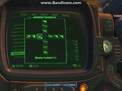 Fallout 4 läckt ut Gameplay Footage