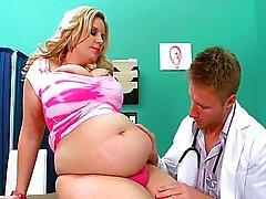Hamile ziyaretler bir doktor
