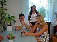 intercambio de parejas coño aficionado