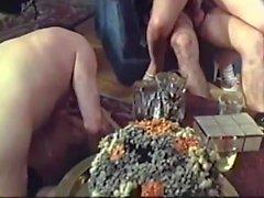 Franskabil för klassiker orgie