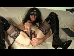Mistress Pussyboy Cum Eating Clit Sucking 3