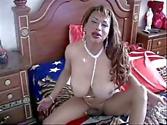 Amateur shemale crossdresser self facial compilation 3