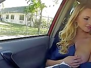 Beautiful Staci Carr pounded by stranger