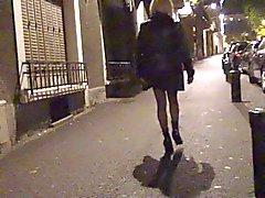 Mingherlino a Vire en Ville de nuit