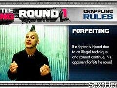 Alexis Texas Hardcore Sex with Boxing Champion