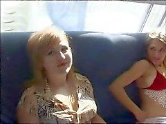 CASTING FRANÇAISES 144 teen blonde babe