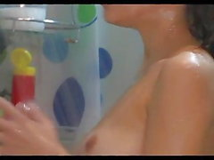 ivanela petrova bulgarian model nude shower strip