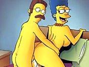 Sexy seriefigurer , mödrar , hemmafruar och deras Cuckolds gör porr klipp
