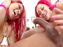 Pinky Vaniglia sul Red