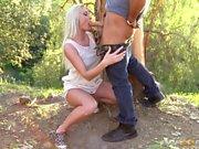 Malone e Blondes Hot Porno
