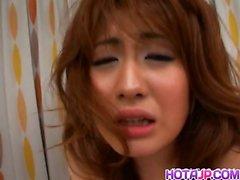 Kaori Is Eine dicht asiatischer Internal Cumshots sind ihre Lieblings Art von Foto