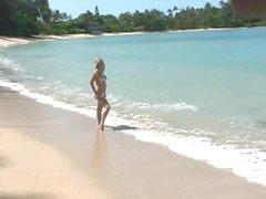Alison Анджел - пляжа Стреляйте
