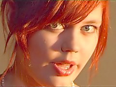 c3 Redhead skönhet teen sjunga ur ankungen c 3