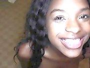 Ebony Ejaculação Adolescente pov