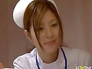 Beautiful Nurses Made Me Cum Every Night
