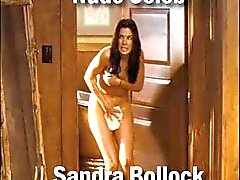 Naakt Celeb Sandra Bullock