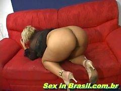 Mona coroa från för Sao Paulo den 1 Milf Blonde Brazil Stort röven