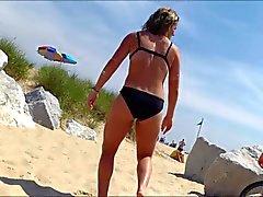 Candide Bikini Beach à anal cul Michigan Ouest Butin total australiennes