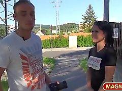 De MAGMA FILM casting de un adolescente del de Hungría