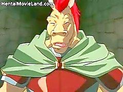 Hot nasty redhead sexig kropp anime tjej part1