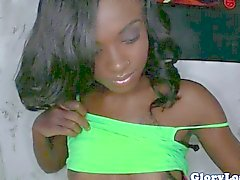 Ebony любительские подросток всасывания gloryhole петухи