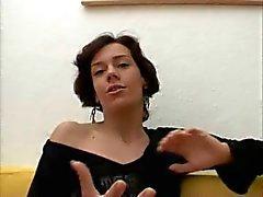 Alemães Estrela Pornô Jaqueline (Lady Black) em um clipe de adiantado
